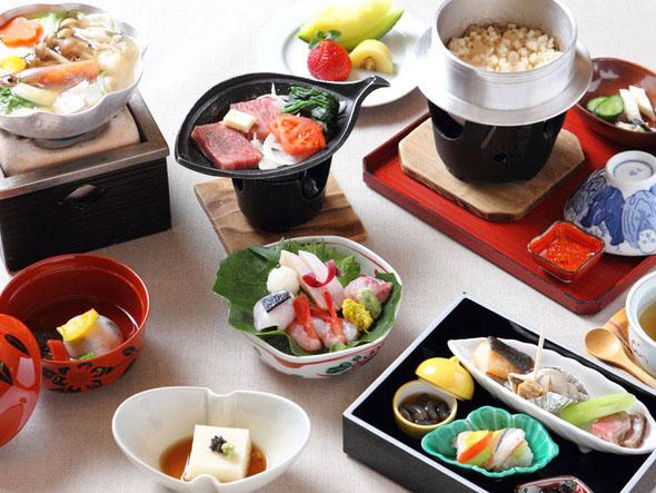 金澤懐石(標準料理)の写真