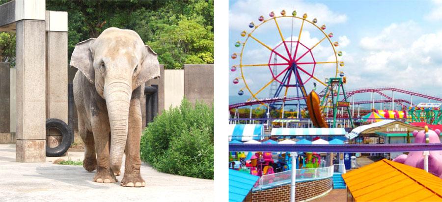 動物園施設