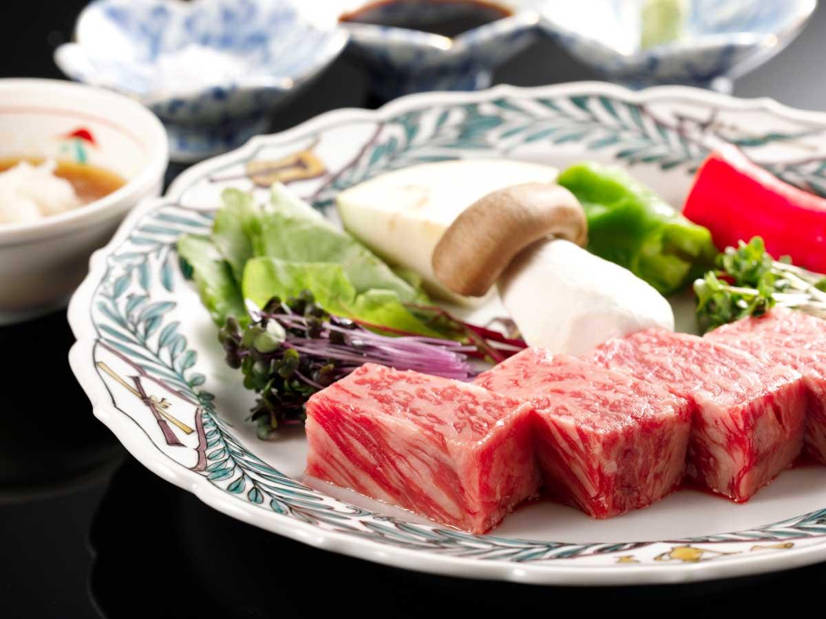 本館_和牛ロースステーキ1200