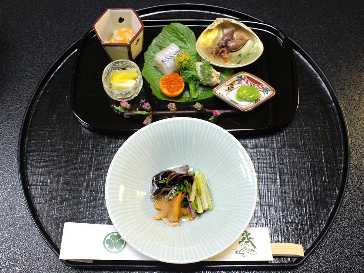 先付と前菜IMG_3655